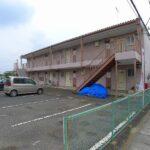 【賃貸アパート】グリーンハイツ (韮川駅)2階建