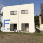 【賃貸アパート】キュウブ西新町F (細谷駅)2階建